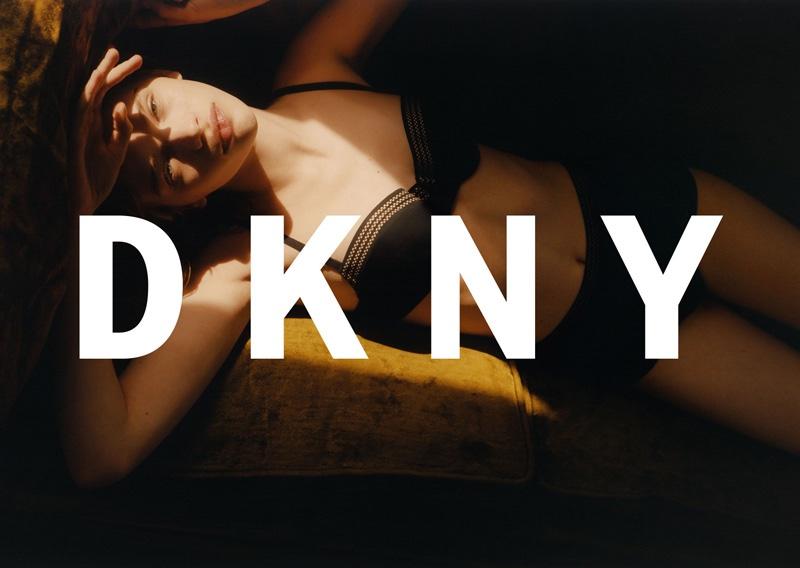 DKNY Underwear fall-winter 2016 campaign