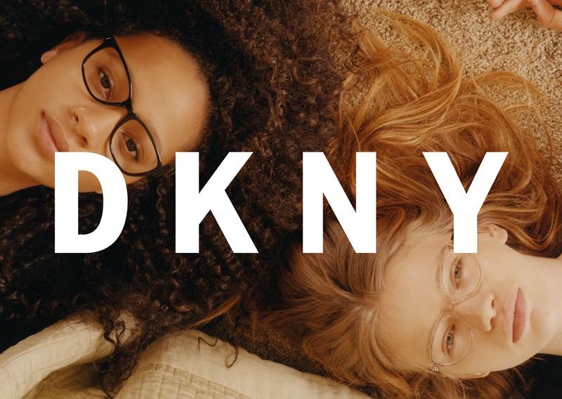 Geek chic: DKNY eyewear fall-winter 2016 advertising campaign
