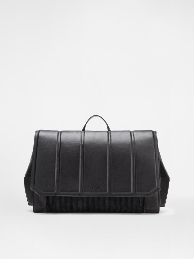 DKNY Nappa Crossbody Backpack
