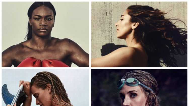 Top Athletes April Ross, Christen Press + More Go Naked for ESPN's 2016 Body Issue