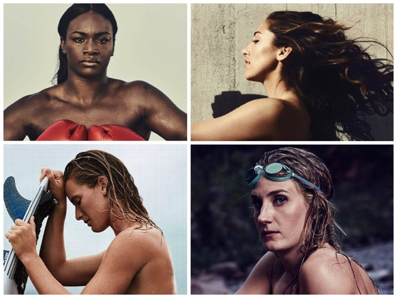 Top Athletes April Ross, Christen Press + More Go Naked for ESPN's 2016 Body Issue