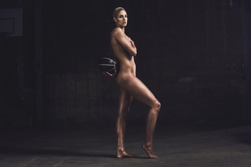 Elena Delle ESPN 2016 Body Issue
