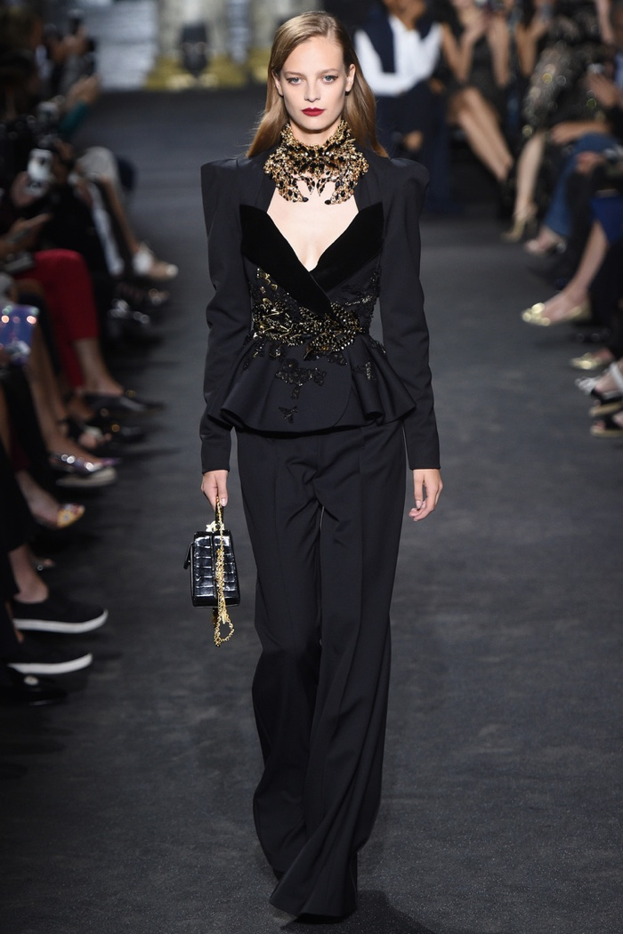Elie saab 2016 fall haute couture for Haute couture suits