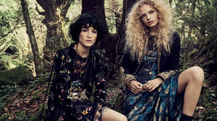 Etro Heads Into the Woods for Fall 2016 Campaign