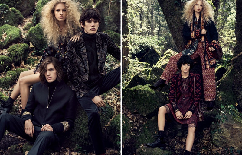 Etro fall-winter 2016 advertising campaign