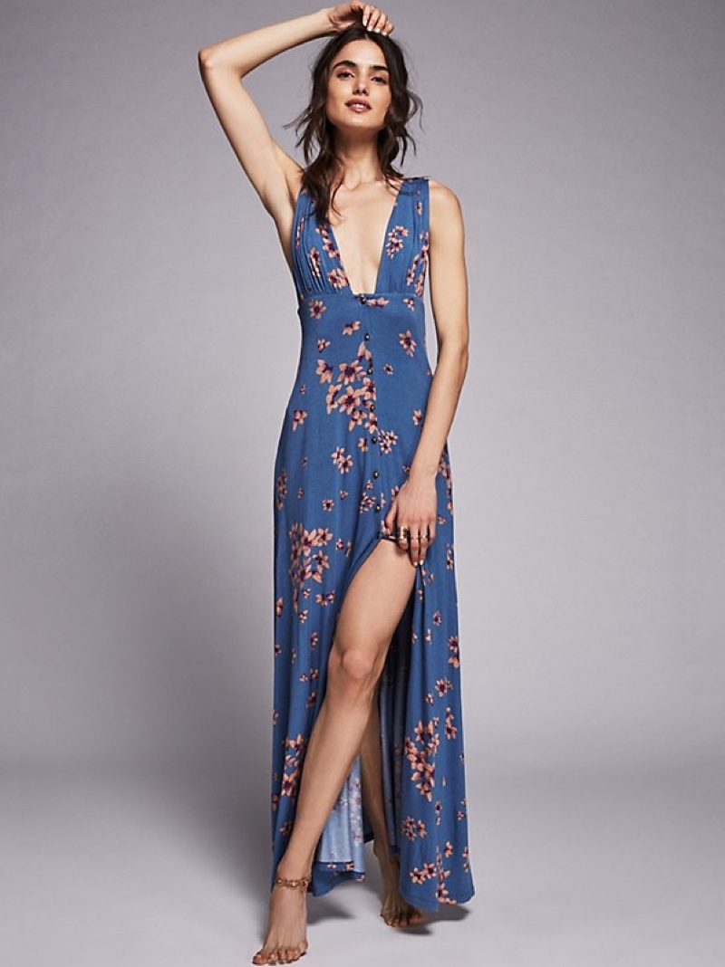 Free People Other Days Maxi Dress