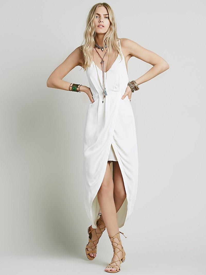 Elegant Bohemian Wrap Dresses Shop