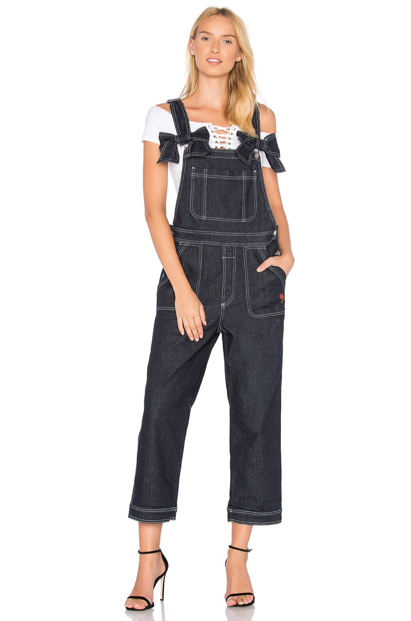 Ganni Sheffield Overall $250