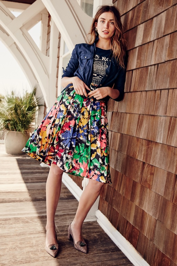 10 End Of Summer Outfits From J Crew