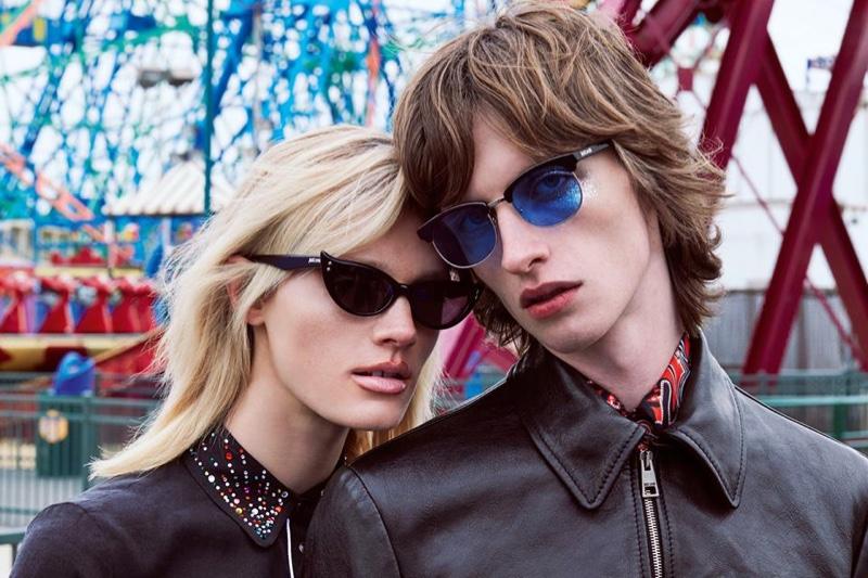 Just Cavalli Eyewear fall-winter 2016 campaign