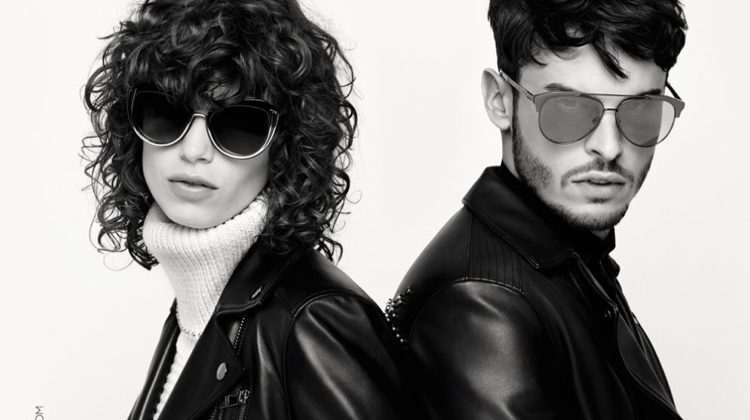 Mica Arganaraz Brings the Cool in Karl Lagerfeld's Fall Ads