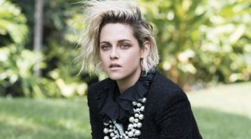 Kristen Stewart Stars in ELLE UK & Talks New Girlfriend