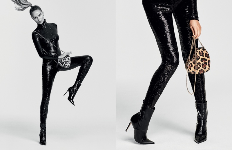 Kurt Geiger features booties in fall 2016 campaign