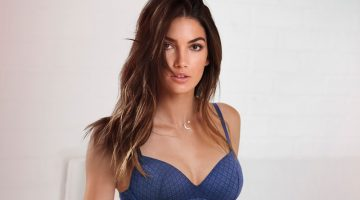 Victoria's Secret Models Stun in the New 'Easy' Lingerie Collection