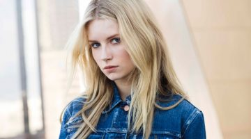 Lottie Moss is a Denim Babe in PacSun's Latest Campaign