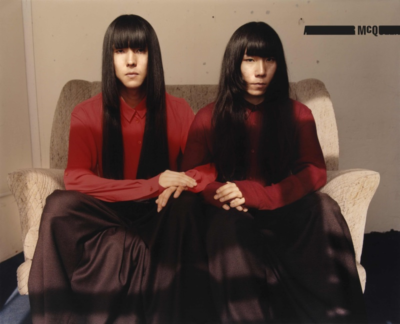 Japanese band Bo Ningen star in McQ by Alexander McQueen's fall-winter 2016 campaign