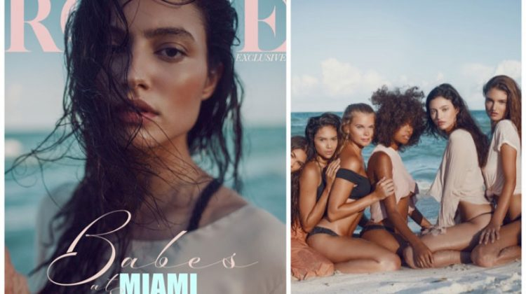 Exclusive: Babes at Miami Swim Week by Kimberley Gordon