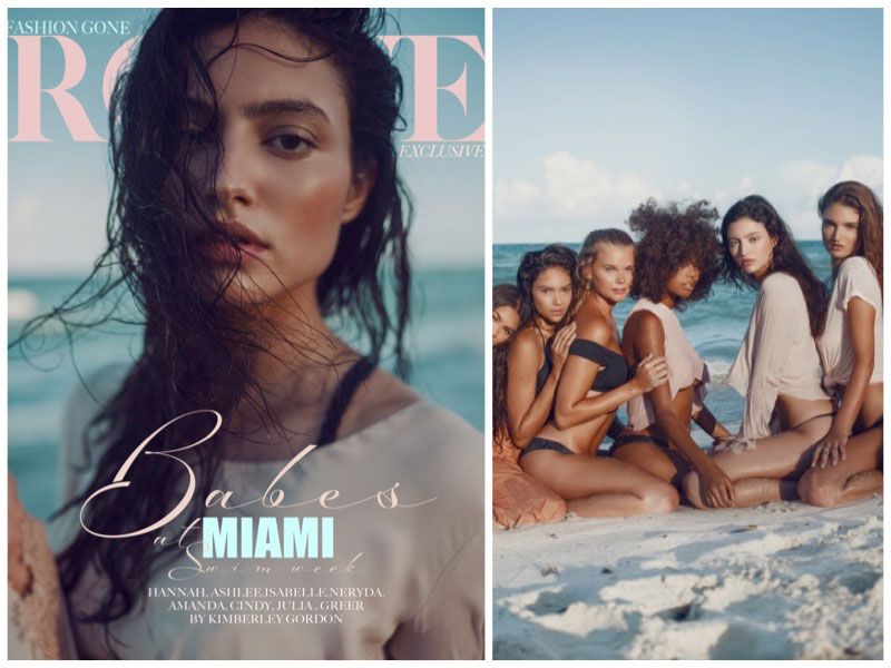 Exclusive: Babes at Miami Swim Week by Kimberley Gordon