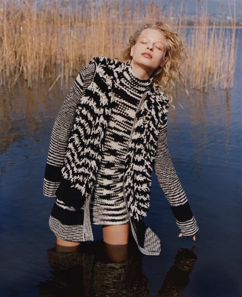 Missoni captures fall 2016 campaign in Italy's famous lakes