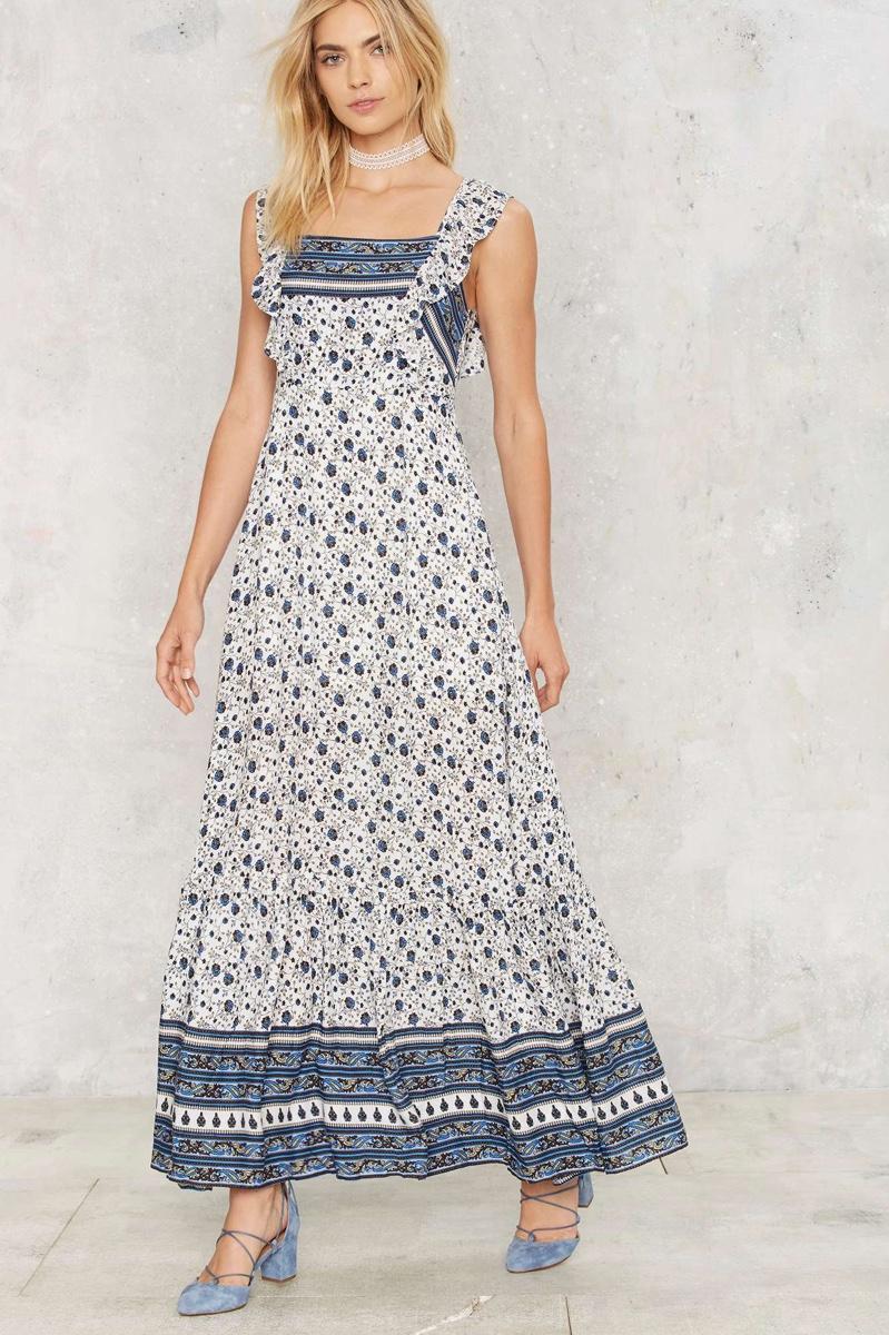 Beachy maxi dresses