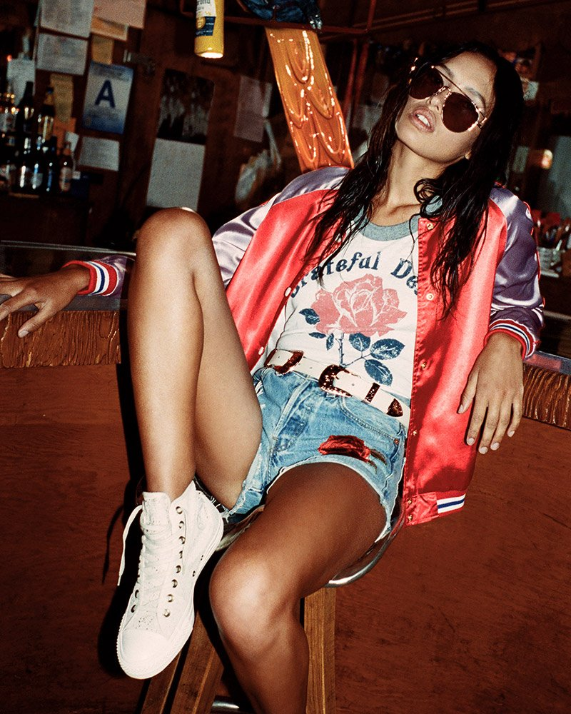 New arrivals: Nasty Gal features cool bomber jackets