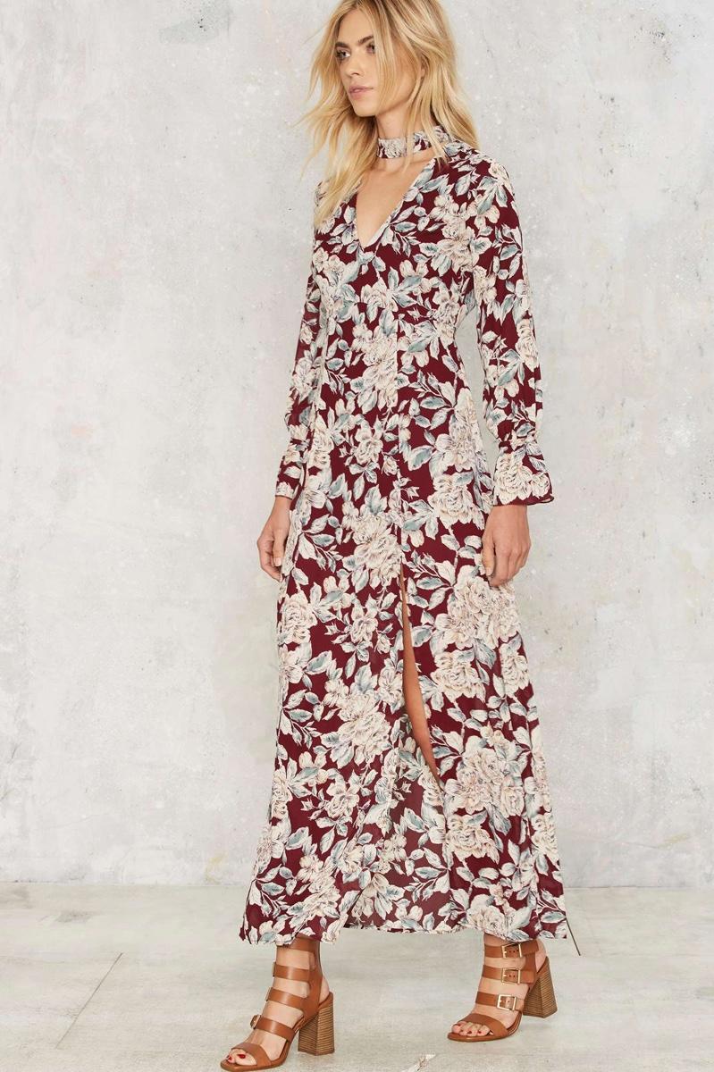 Boho Chic 10 Dreamy Printed Maxi Dresses Fashion Gone Rogue