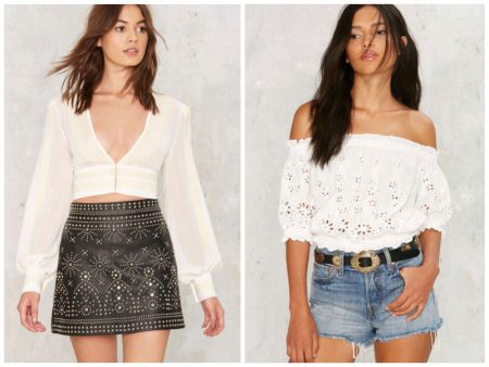 Take Me Out: 9 Tops to Party In