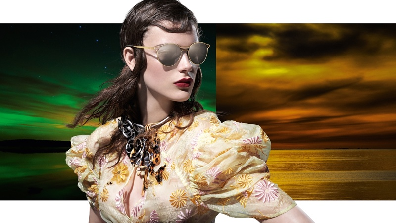 Prada Eyewear fall-winter 2016 campaign