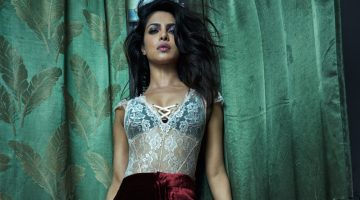 Priyanka Chopra Turns Up the Glam for Flaunt Magazine