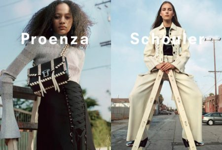 Proenza Schouler Takes Fall '16 Campaign to New Heights