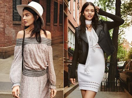 4 City Ready Outfits from Rebecca Minkoff