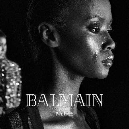 Kim Kardashian Leads Balmain's Moody Fall 2016 Campaign