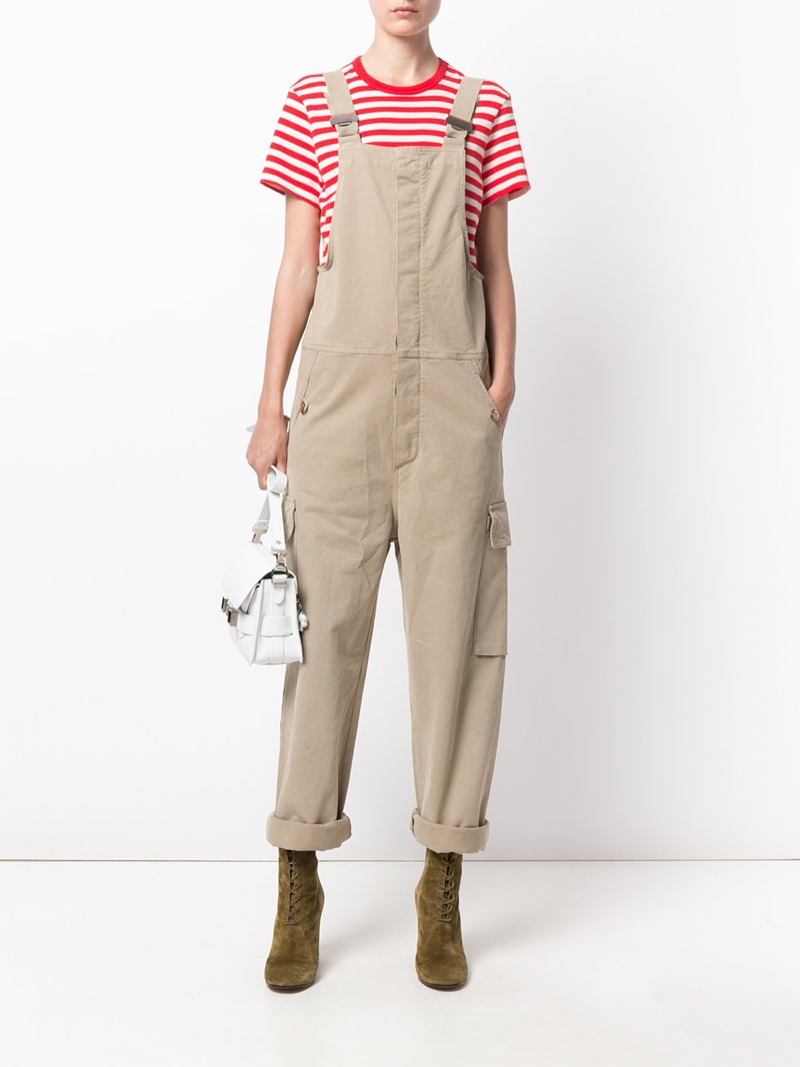 See By Chloe Denim Overalls $485