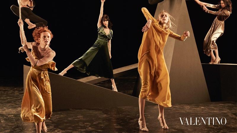 Valentino releases fall-winter 2016 campaign