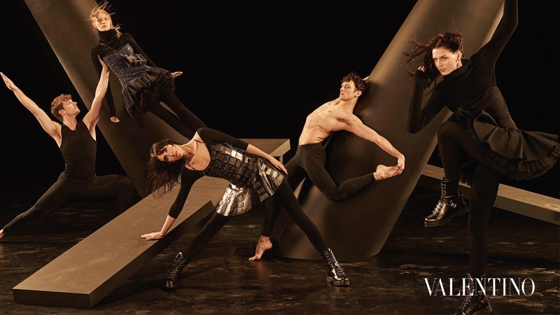 Valentino fall-winter 2016 campaign