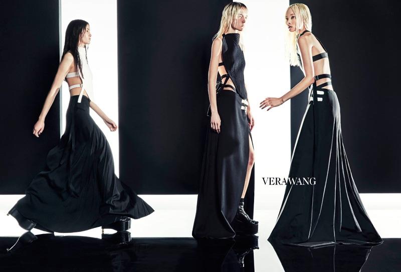 Vera Wang reveals fall-winter 2016 campaign