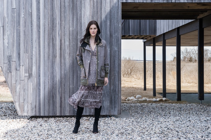 Veronica Beard sets fall 2016 advertising campaign in East Hampton