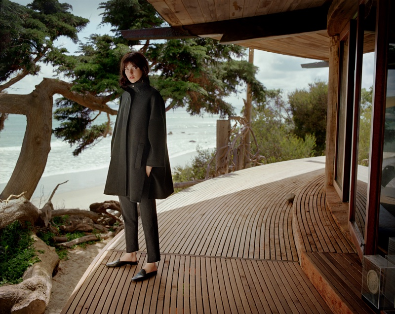 Vince fall 2016 advertising campaign