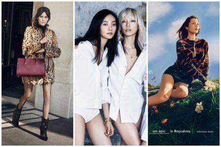 Week in Review   Calvin Klein's Fall Ads Released, Korea's Top Models + More