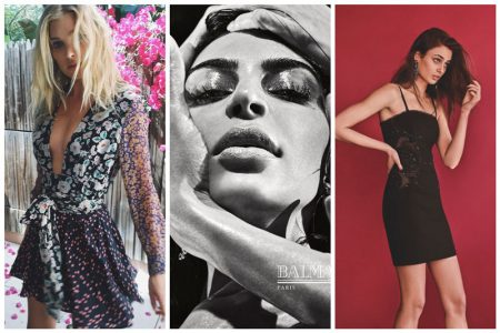 Week in Review | Taylor Hill is Topshop's New Face, Kim Kardashian Fronts Balmain + More