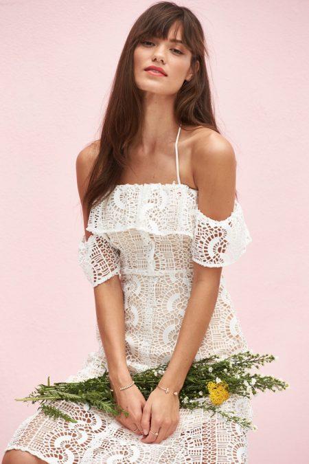 Summer Whites: 6 All White Looks from REVOLVE