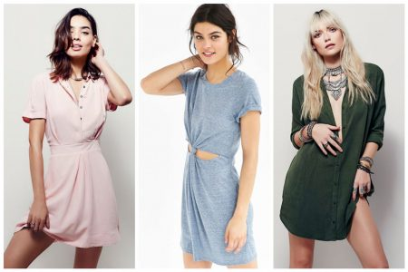 Keep it Casual in One of These Cool Shirtdresses