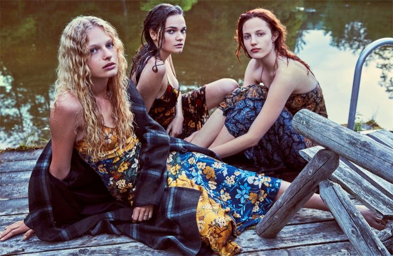 Mario Sorrenti photographs Zara's fall-winter 2016 campaign