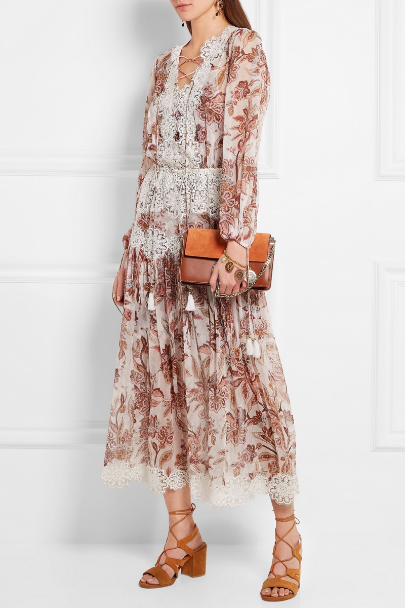 Zimmermann Celebrates 10 Years At Net A Porter With