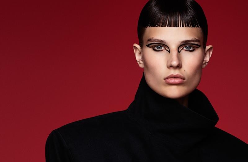 Adela Stenberg stars in Vogue Russia's September issue
