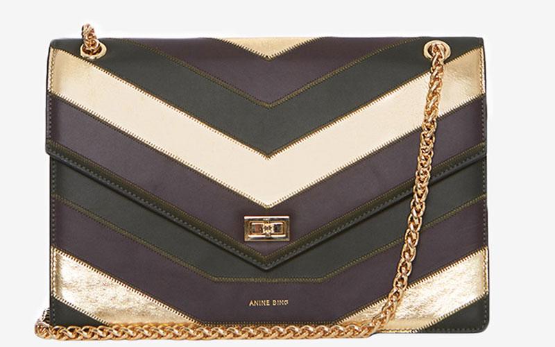 Anine Bing Kensington Shoulder Bag