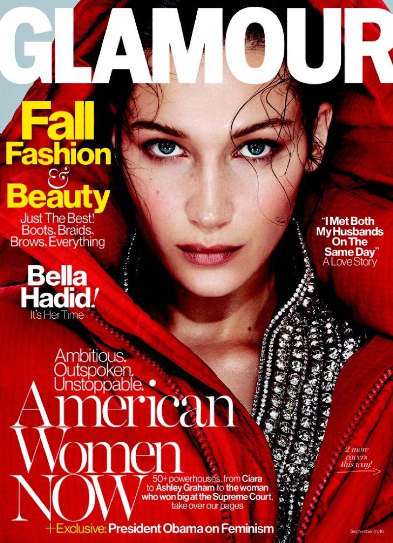 Bella Hadid Wears Autumn 39 S Sportiest Looks For Glamour