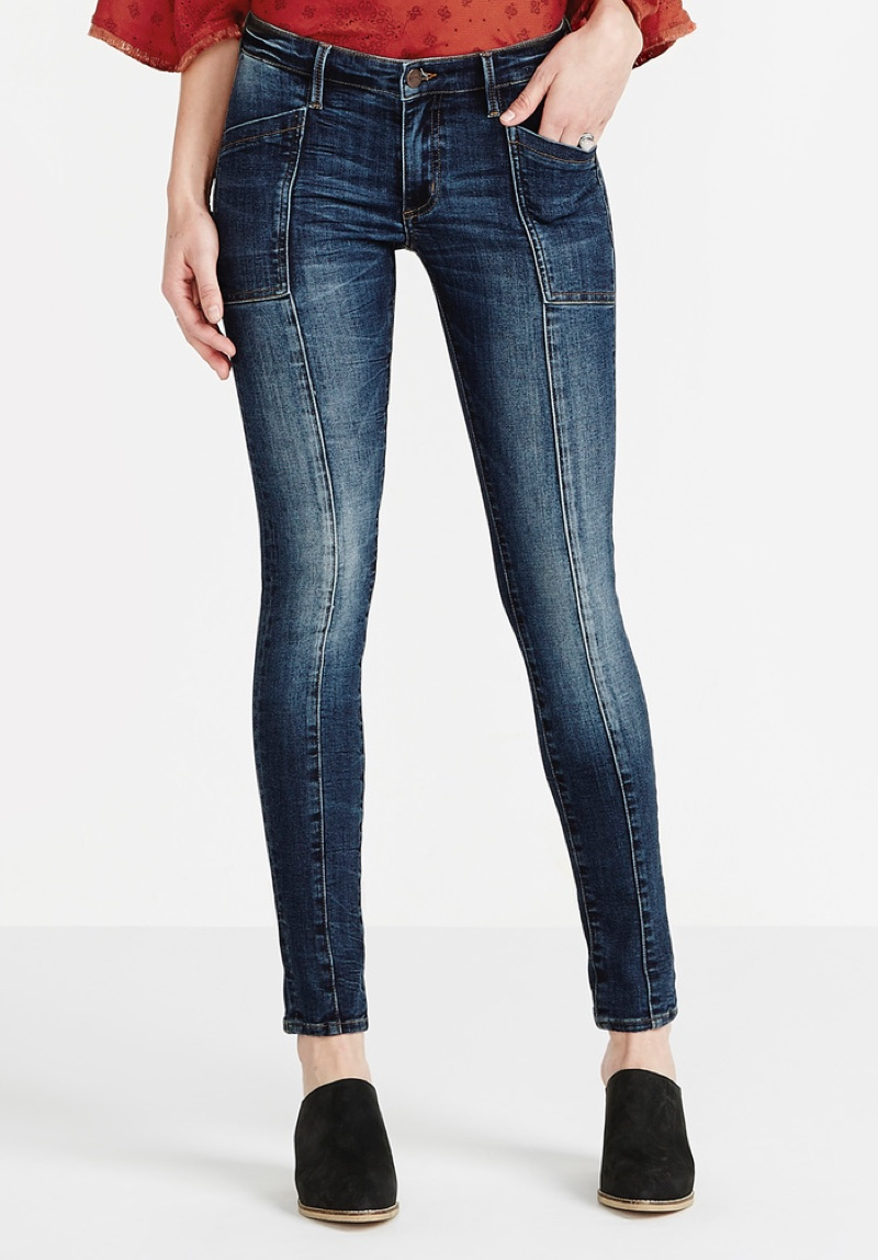 Buffalo Hope Jeans in Lovanni Wash