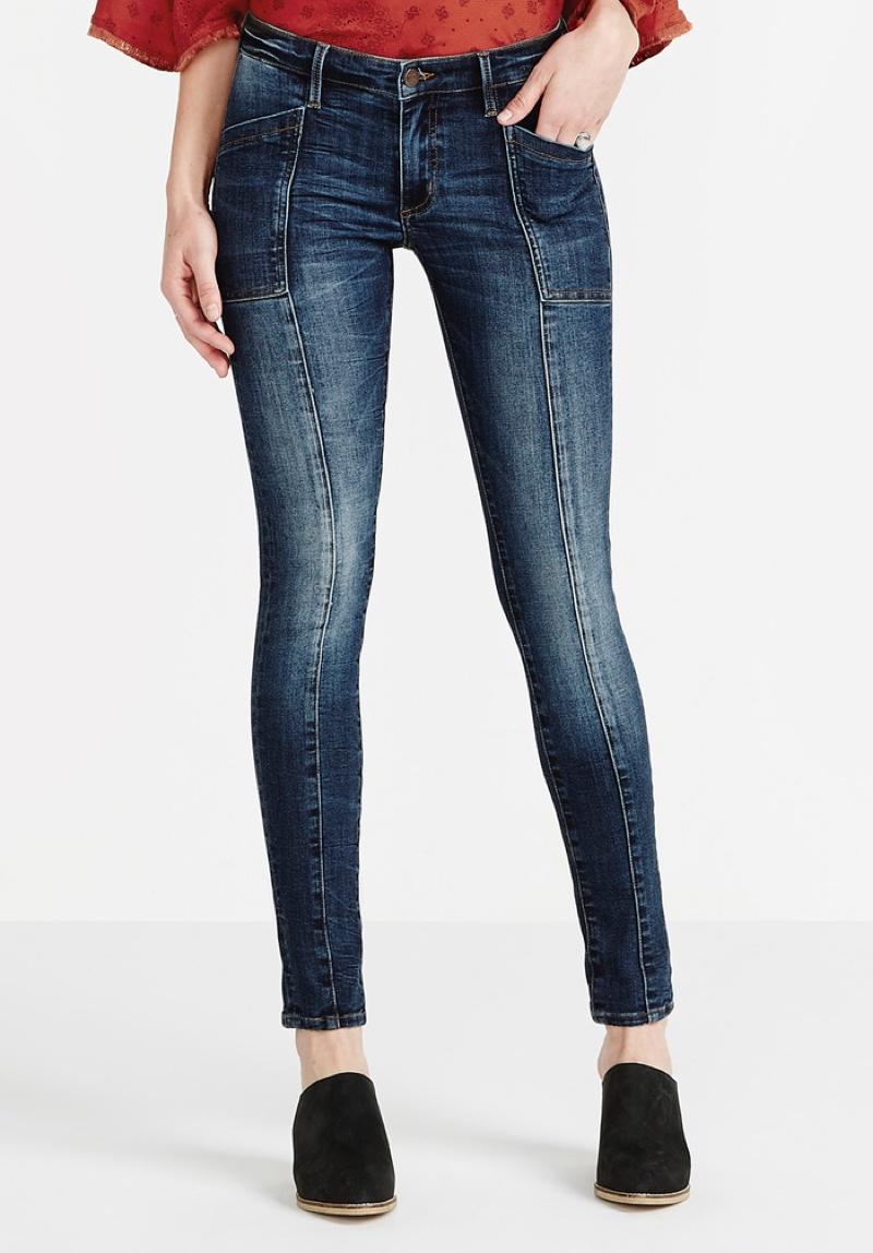 Buffalo Hope Jeans in Lovanni Wash