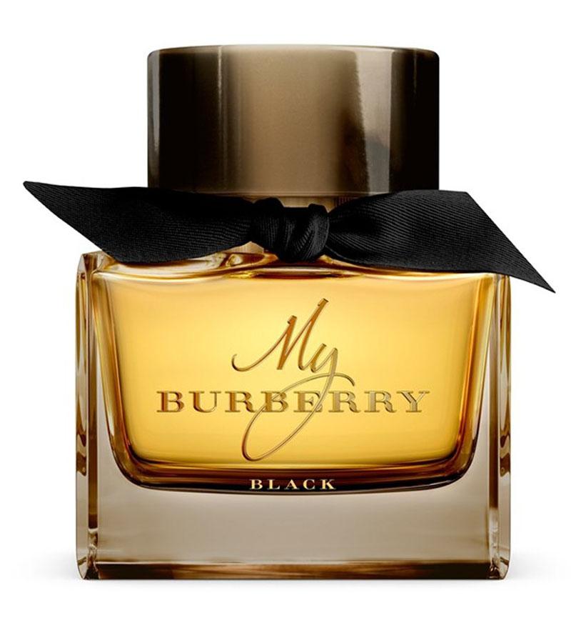 SHOP THE FRAGRANCE: Burberry My Burberry Black Perfume